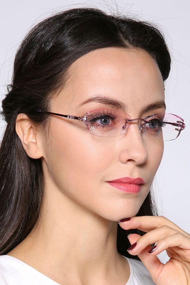 центральной, очки для зрения модные женские фото гости
