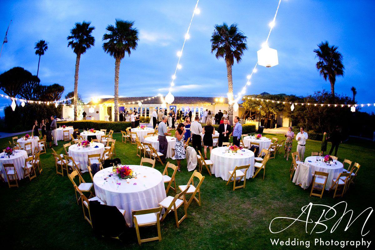 Weddings One Of Our Favorite Venues La Jolla Bridge Club The Large Main Room Is