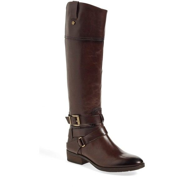 """Vince Camuto 'Pazell' Tall Boot , 1 1/4"""" heel ($160) ❤ liked on Polyvore"""