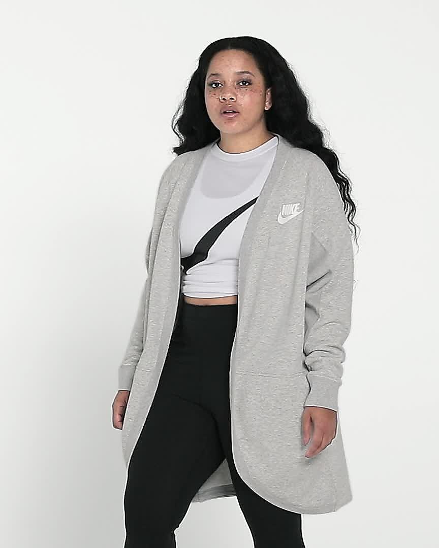 Nike Sportswear Rally Women's Cardigan (Plus Size).