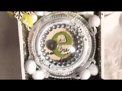 Noel decor by Blomsterbox - YouTube