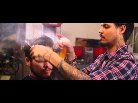 ▶ HANZ DE FUKO EXCLUSIVE !!!! (Hair Cut & Style) - YouTube