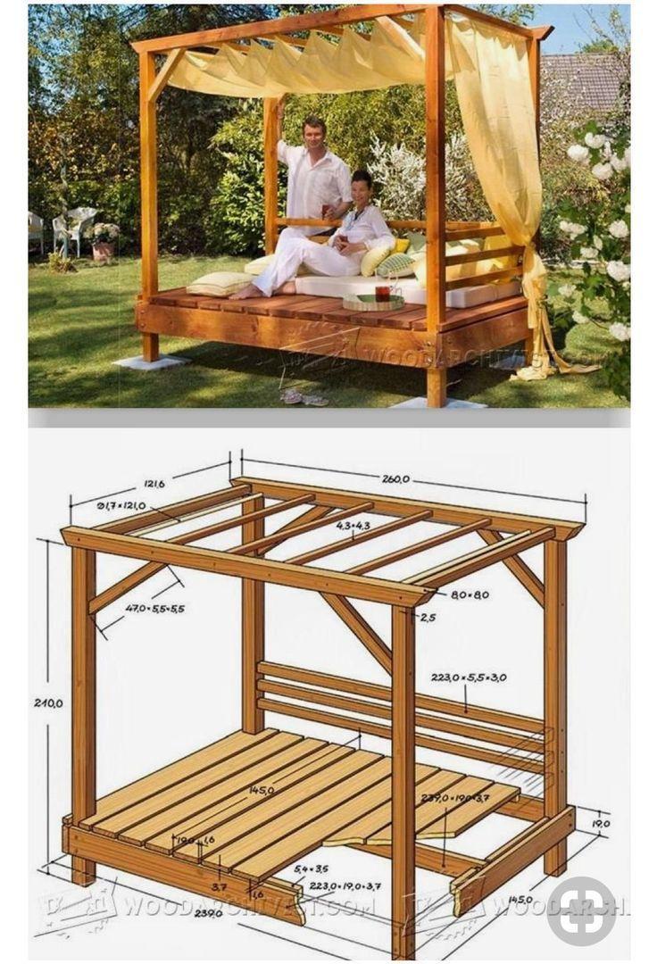 - Garten – Gardening – #Gardening #Garten Outdoor Beds, Diy