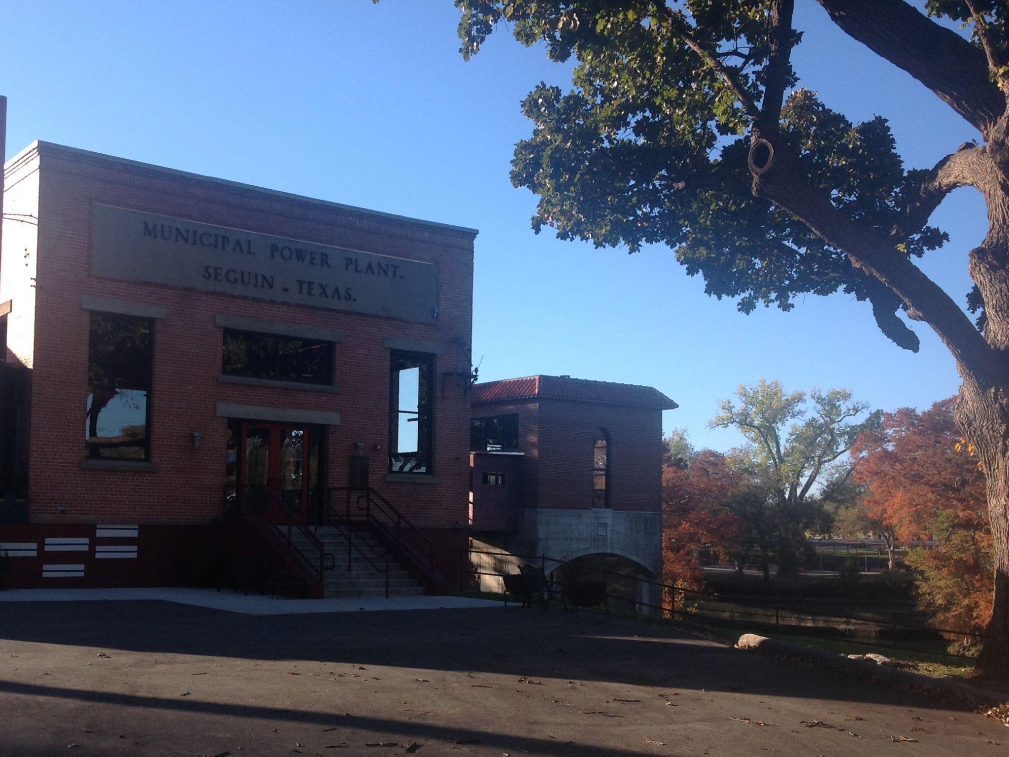 Power Plant Restaurant Seguin Texas Texas Pinterest Texas