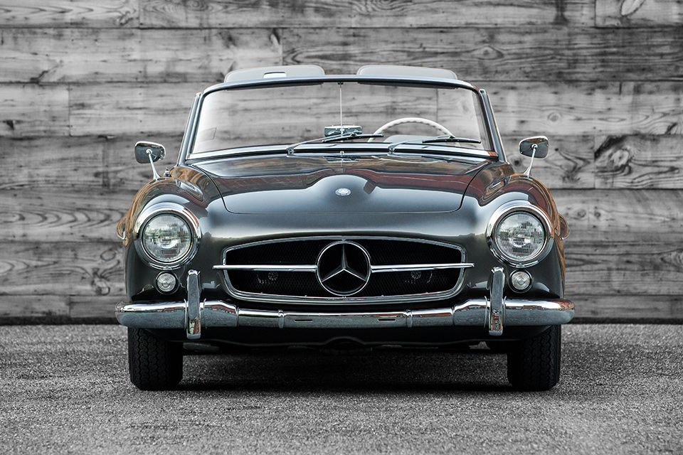 1960 Mercedes Benz 190sl With Images Classic Cars Mercedes
