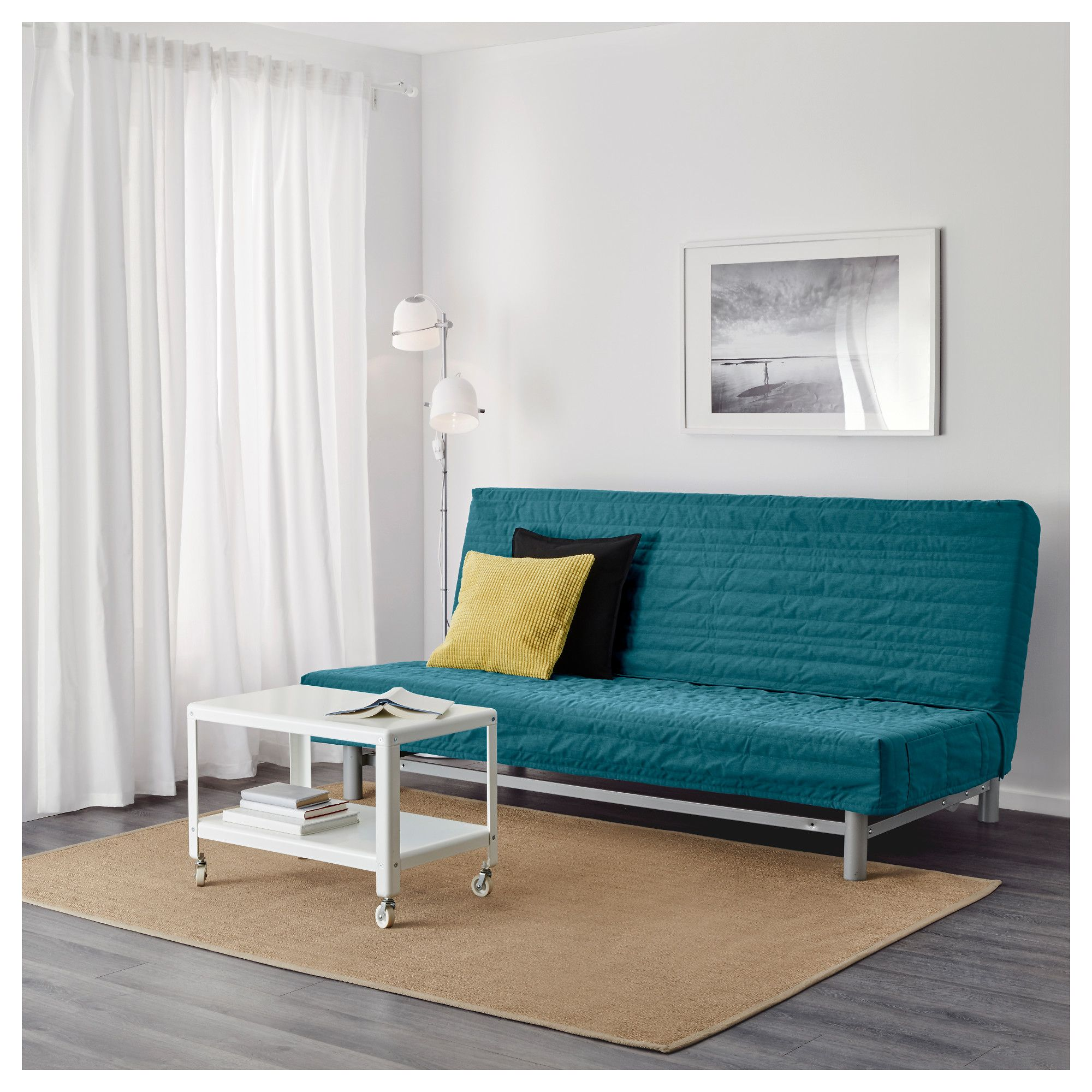 Ikea Beddinge LÖvÅs Three Seat Sofa Bed Readily Converts Into A Enough For Two