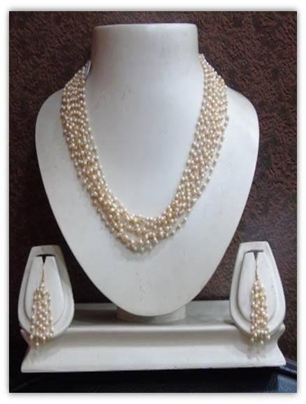 10 line pearl set