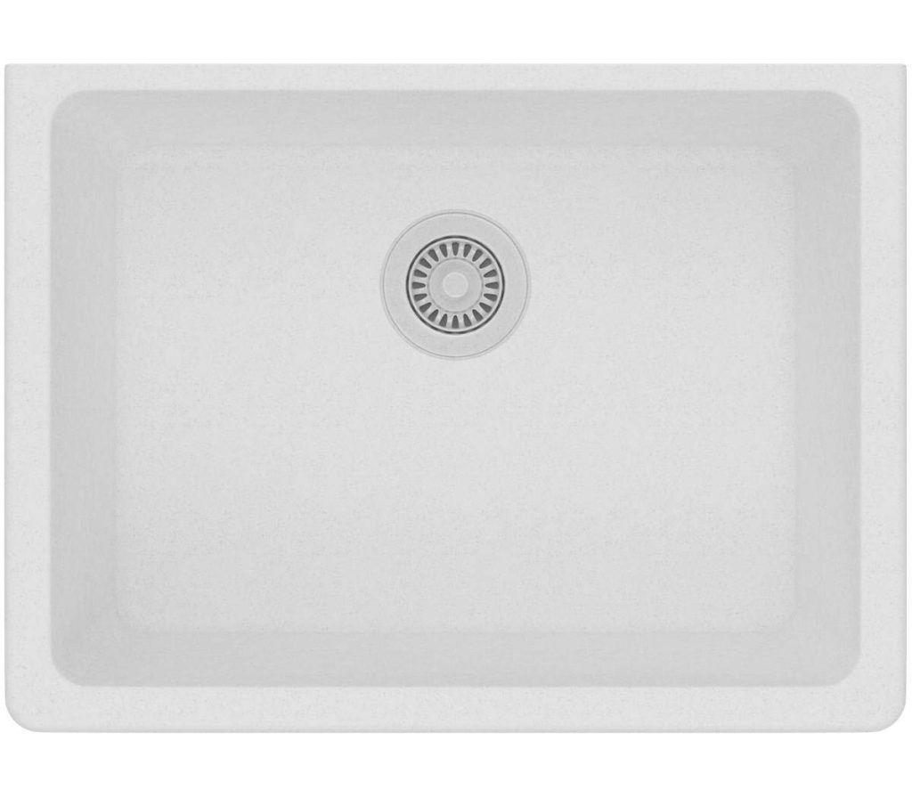 12 Best White Kitchen Sinks Plus 1 To Avoid 2020 Buyers Guide White Kitchen Sink Undermount Kitchen Sinks Porcelain Kitchen Sink