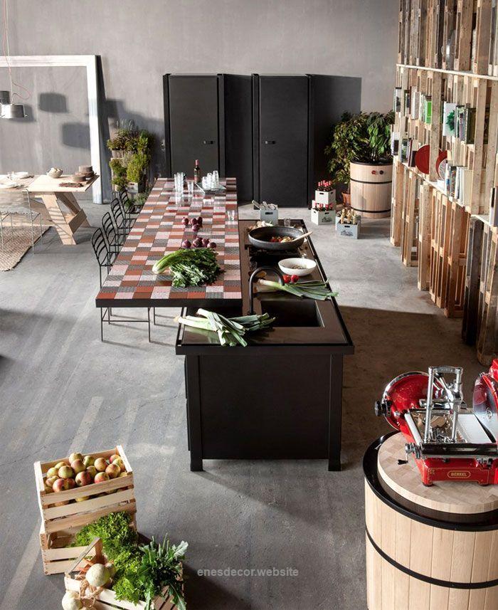 Kitchen Design Trends 2018  2019  Colors Materials & Ideas Mesmerizing Garden Kitchen Design Decorating Inspiration