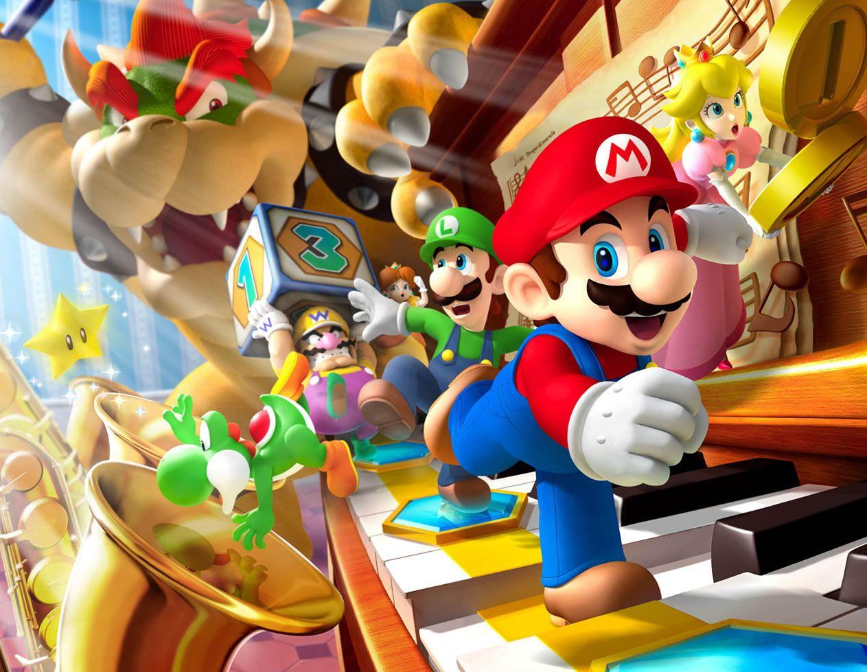 Jogos Do Mario Gratis Melhores Jogos Online Do Mario Mario Party Jogo Do Mario Super Mario Bros