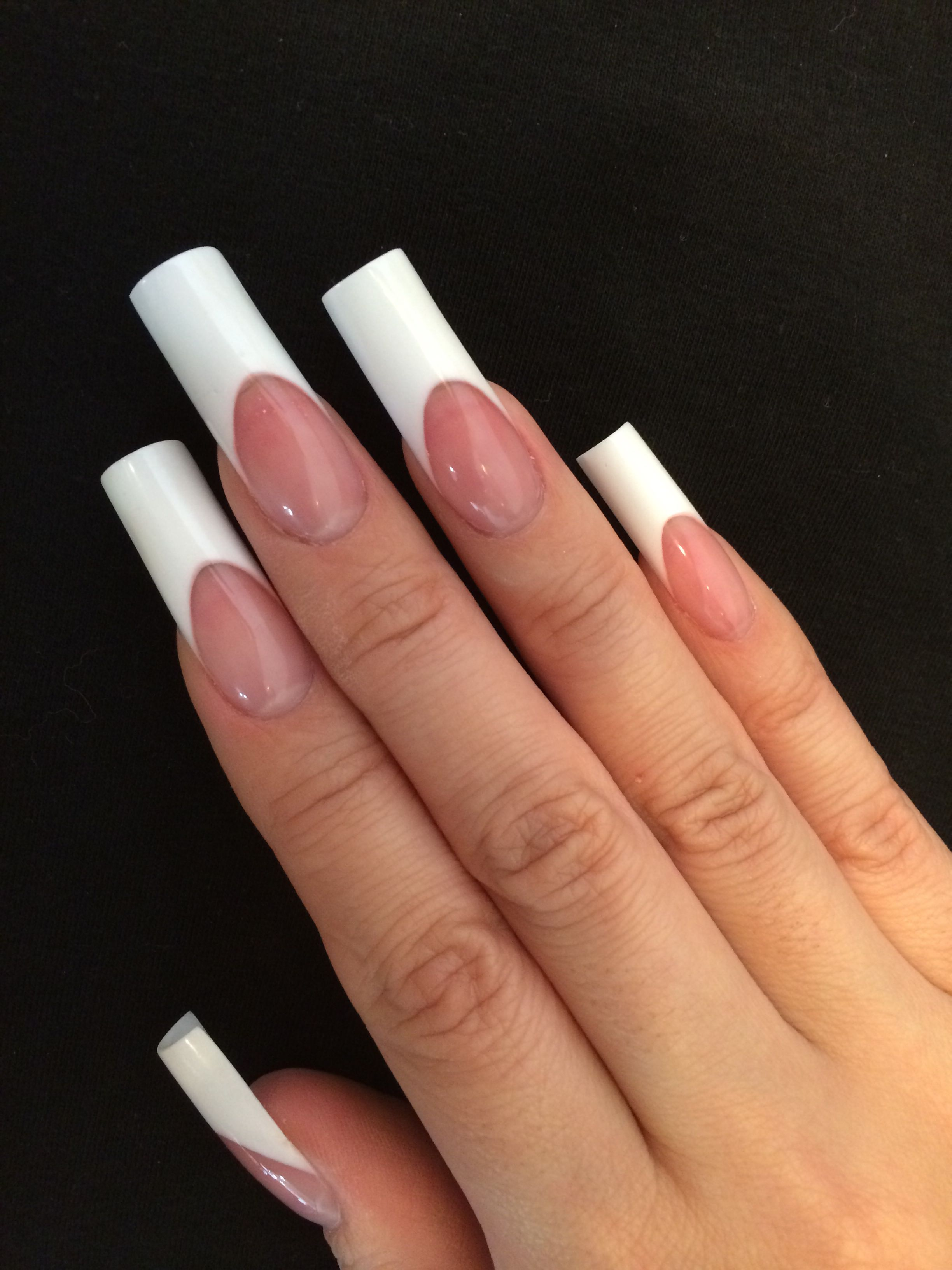 2nd place. | Natural and Acrylic Nails | Pinterest | Dream nails and ...