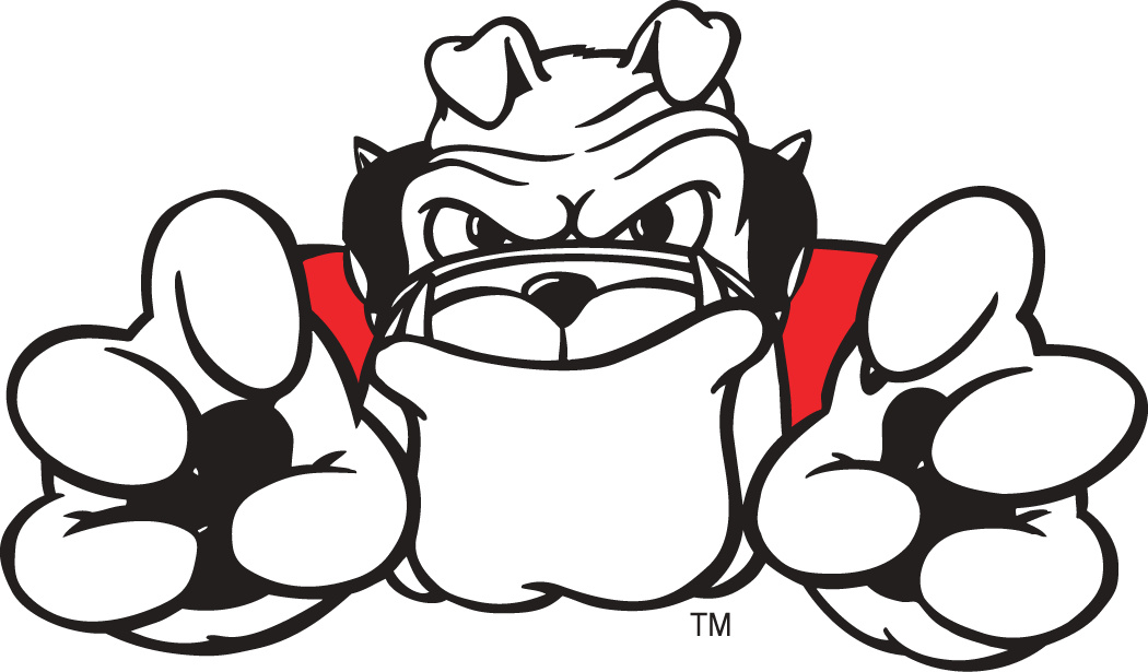 Football Bulldog Drawing Georgia Bulldogs Mascot Logo Ncaa Division I D H Ncaa D H Georgia Bulldog Mascot Bulldog Mascot Bulldog Art