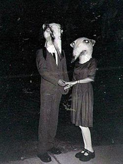 These Vintage Halloween Costumes Are Terrifying  Halloween