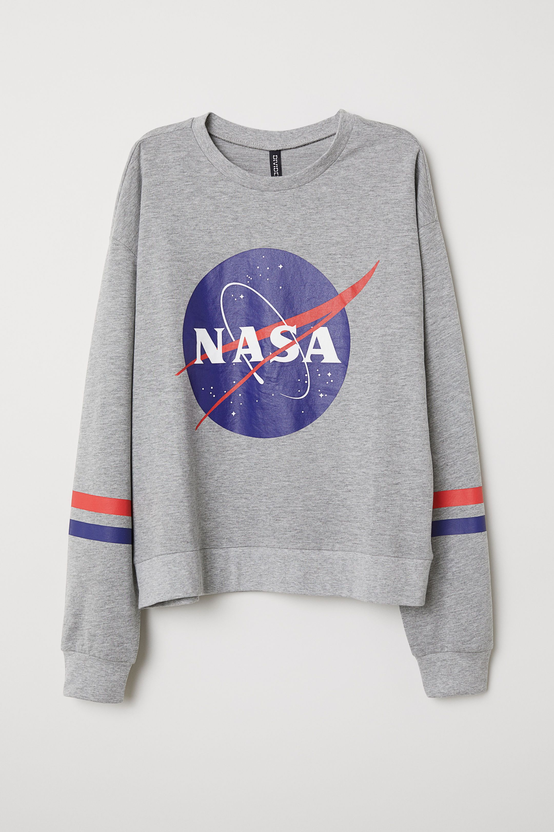 d56df50311c0 Sweatshirt with Printed Design in 2019