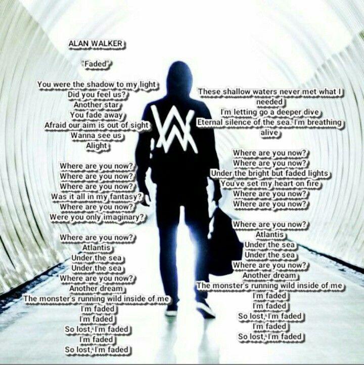 Alan Walker Feded Recorded By Vitriaagatsha And Nutsumematsu On