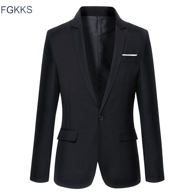 Fair price Hot Sale New Arrival Fashion Blazer Mens Casual Jacket ...
