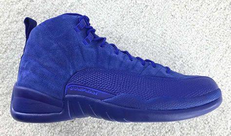 sports shoes 0898b 2614f air-jordan-12-prm-deep-royal-blue | purple jordan 12 | Air ...