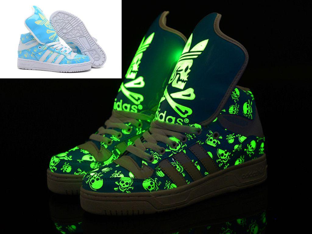 Pin by lai nin on Glow In The Dark Adidas | Sneakers, Adidas