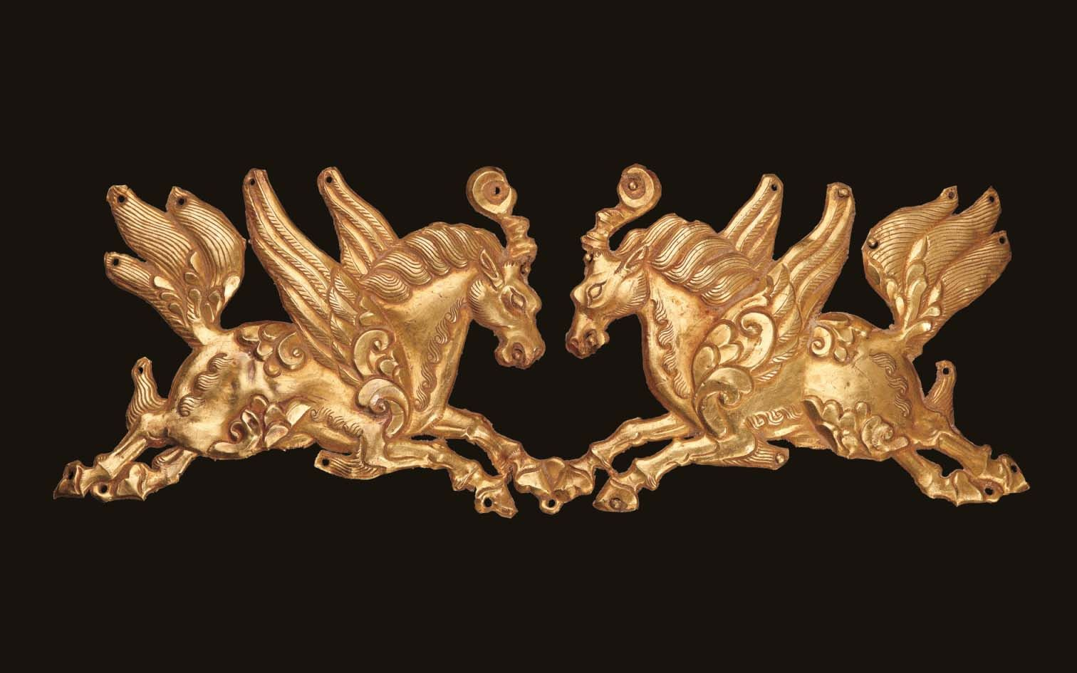 Radiant Legacy: Ancient Chinese Gold from the Mengdiexuan Collection | 50th Anniversary of CUHK