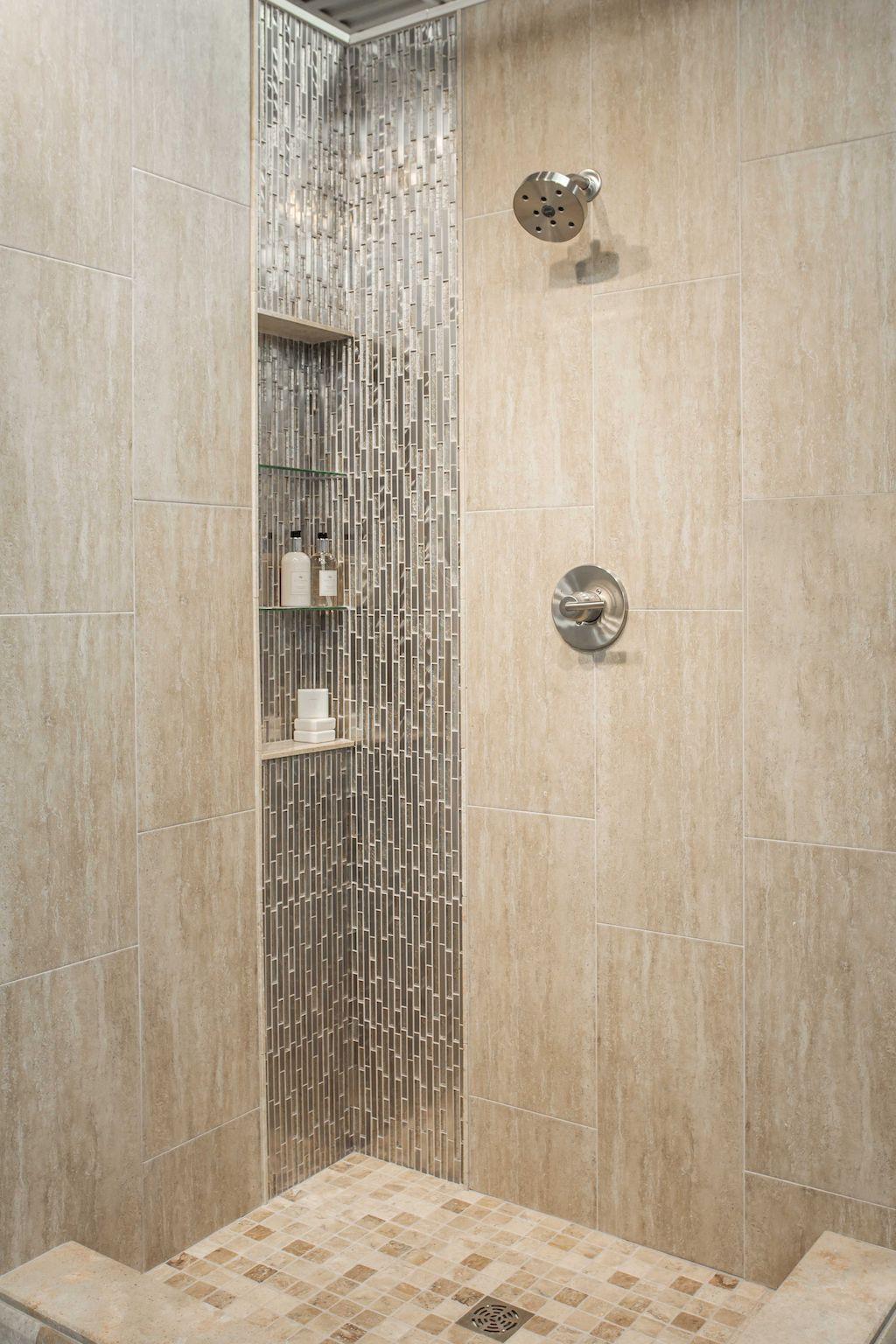 Modern bathroom shower design ideas 15   Homevialand.com ...