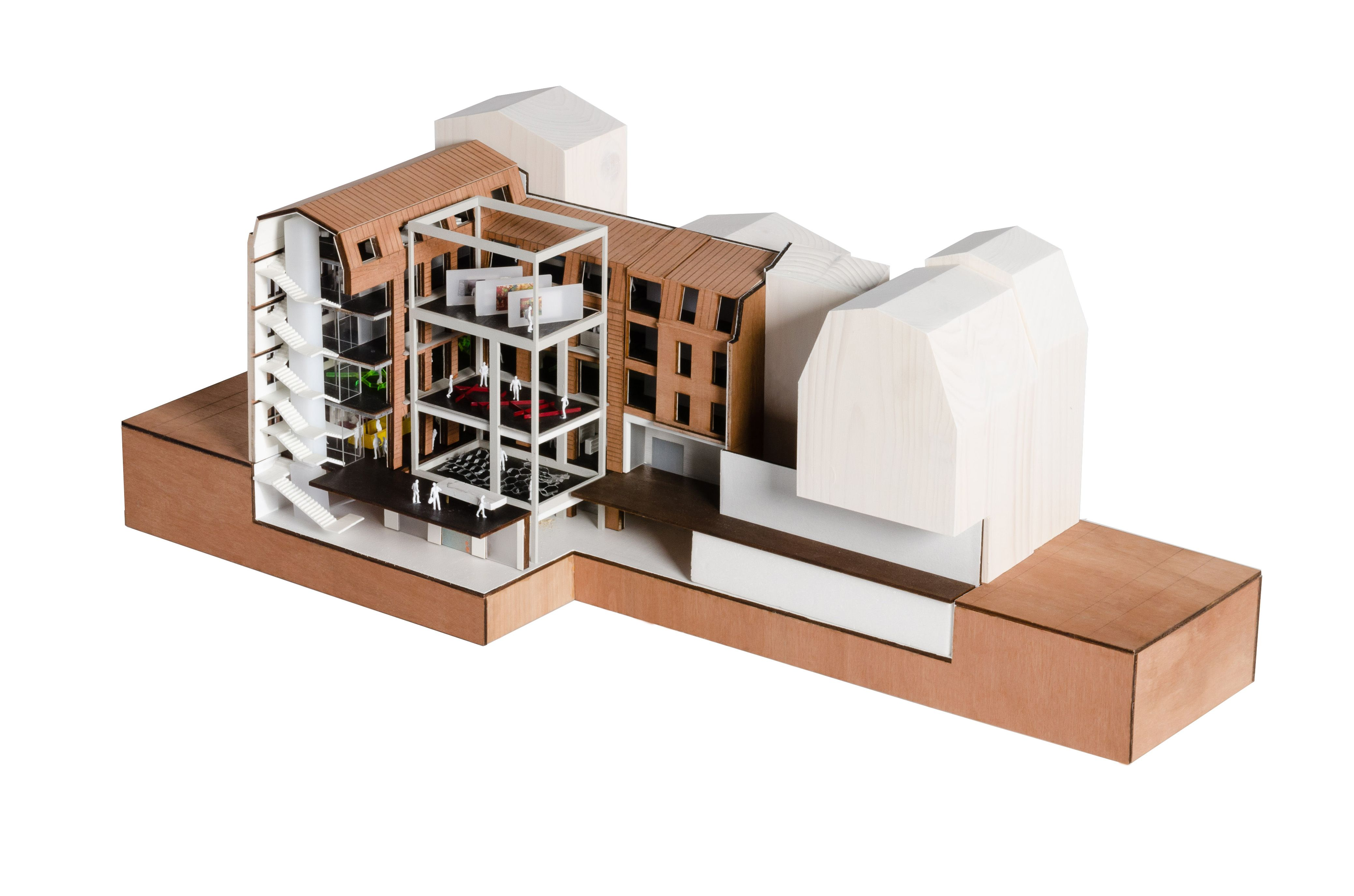 Explore Architectural Models And More!
