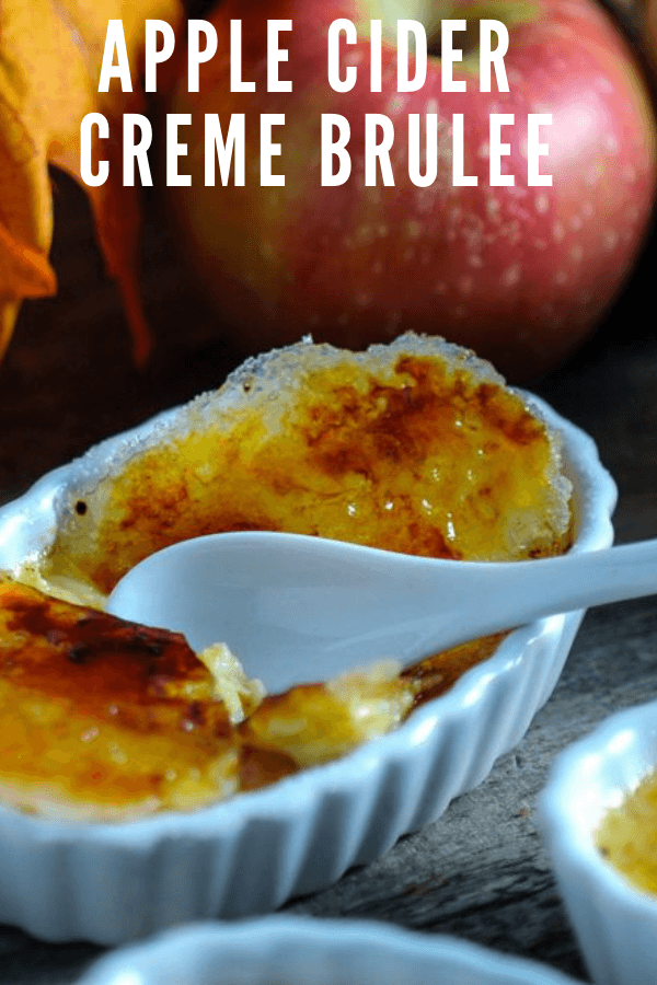 Photo of Apple Creme Brulee – Fall Dessert Recipes | Gastronom Cocktails