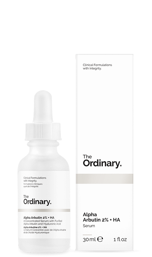 The Ordinary Alpha Arbutin 2 HA Organic skin care, Skin