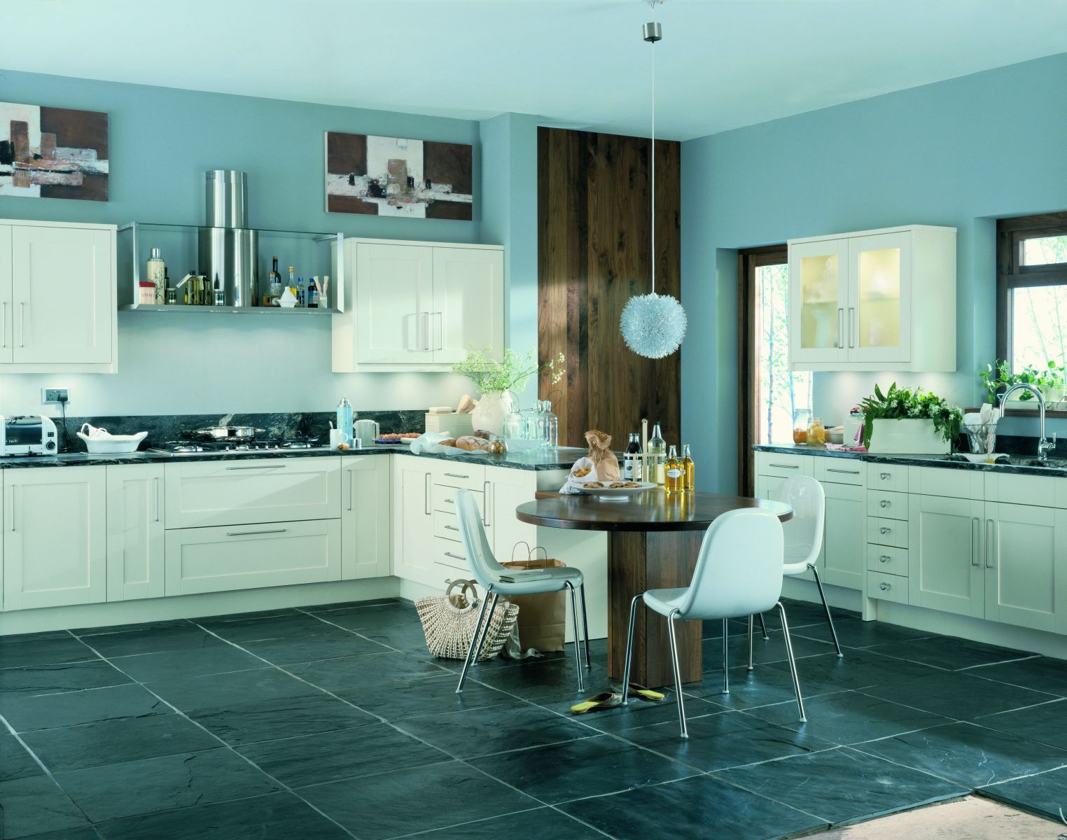 https://www.google.co.uk/search?q=kitchen wall colours to go with ...