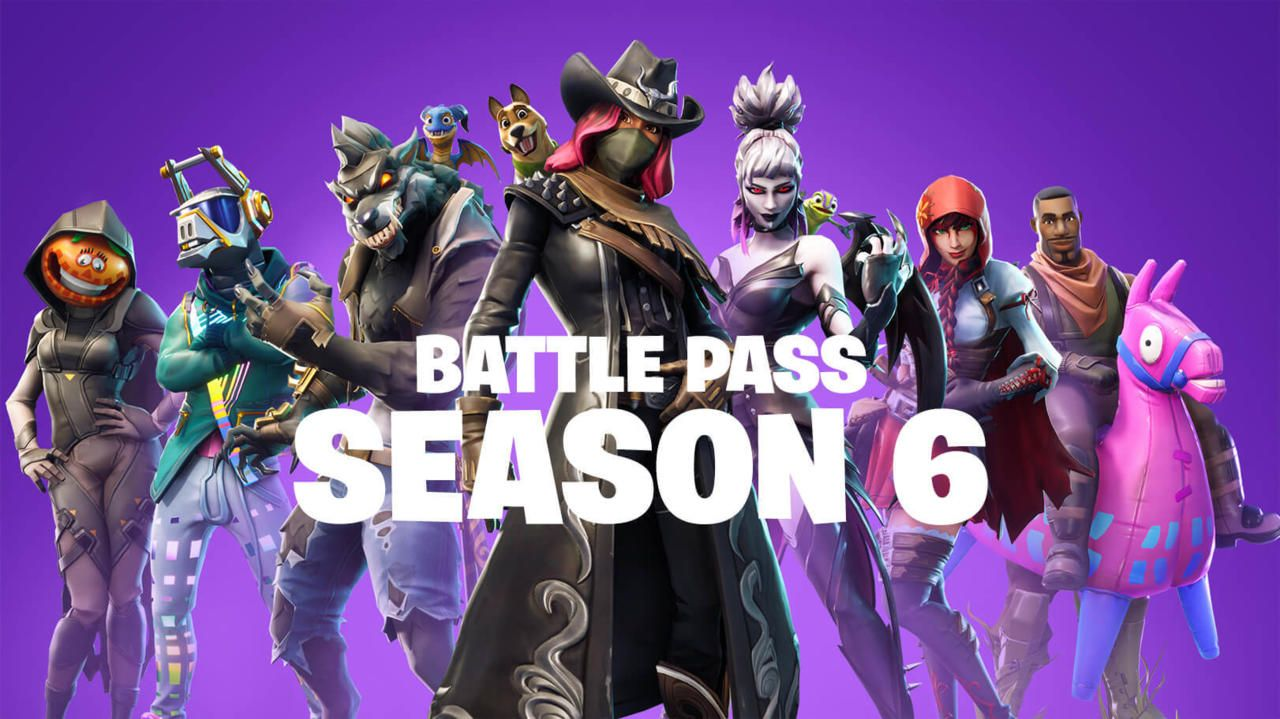 All Fortnite Season 6 Battle Pass Cosmetics New Skins Including