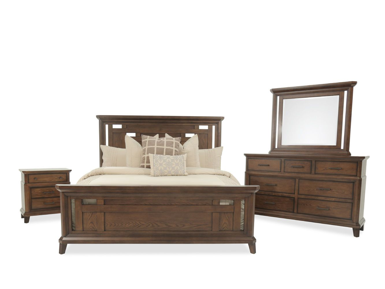 Broyhill Estes Park Suite Mathis Brothers Furniture With Images