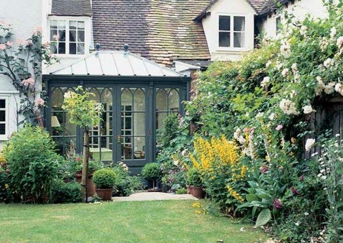 la vranda victorienne du charme lancienne en 50 photos - Modele Veranda Maison Ancienne