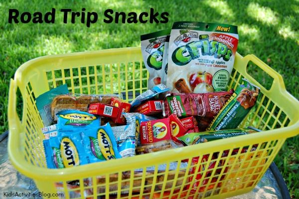 Is your family headed on a road trip this summer? We have some great tips for eating on the road. If you have additional road trip snack ideas, please leave a comment to share your ideas with other Kids Activities Blog readers. Road Trip Road Trips are my family's favorite way to travel. And whether …