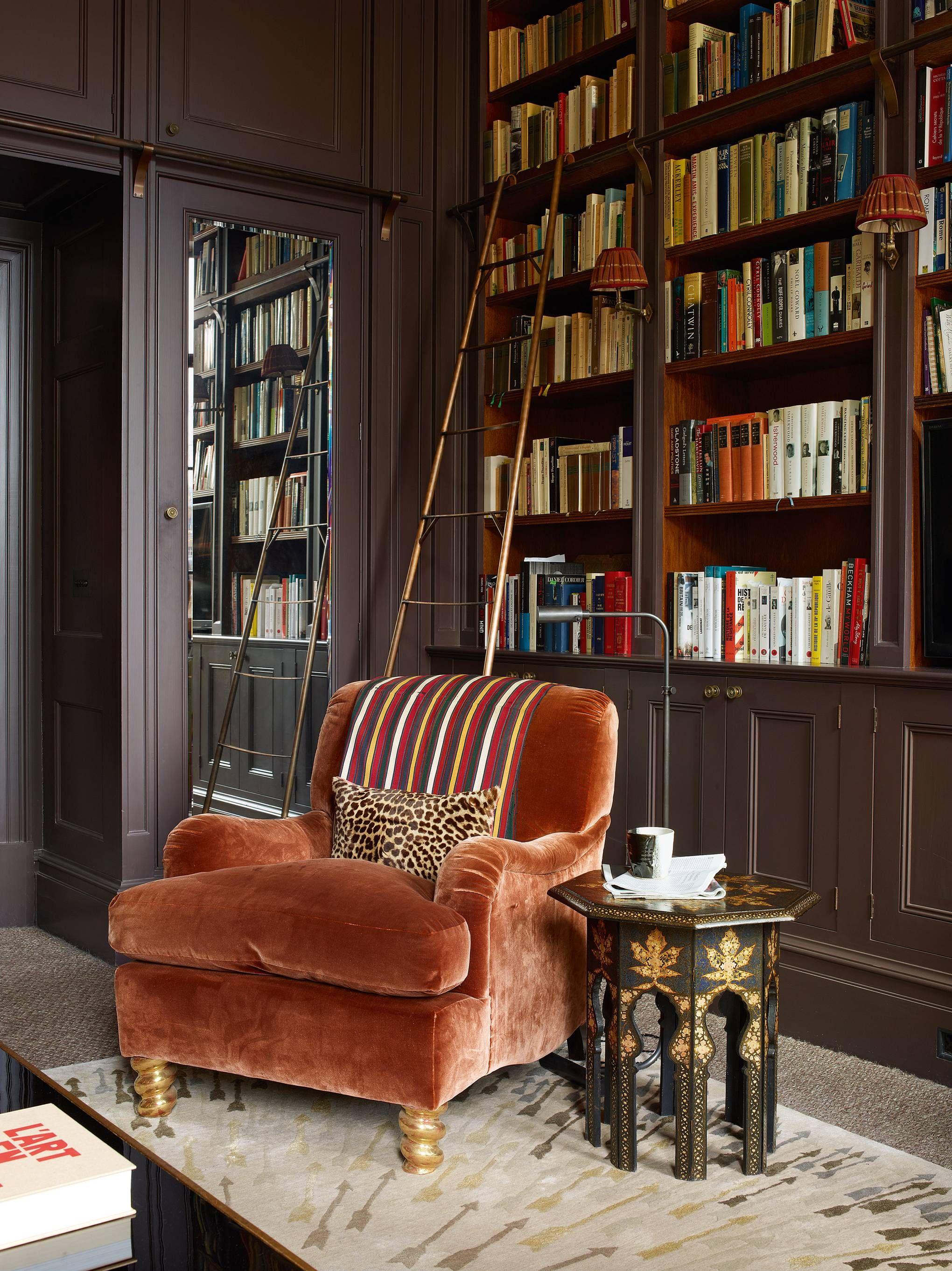 Douglas Mackie's deeply sophisticated Marylebone flat in