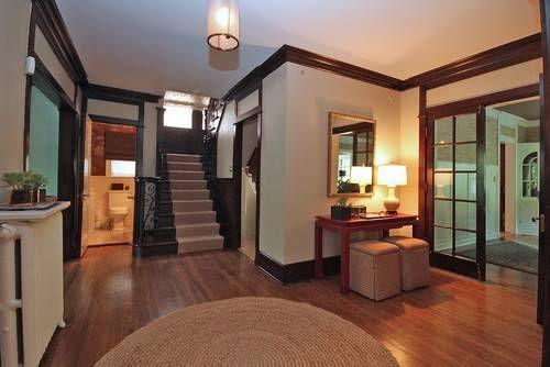 interior dark wood trim wall paint colors dark wood trim on interior wall colors ideas id=42622