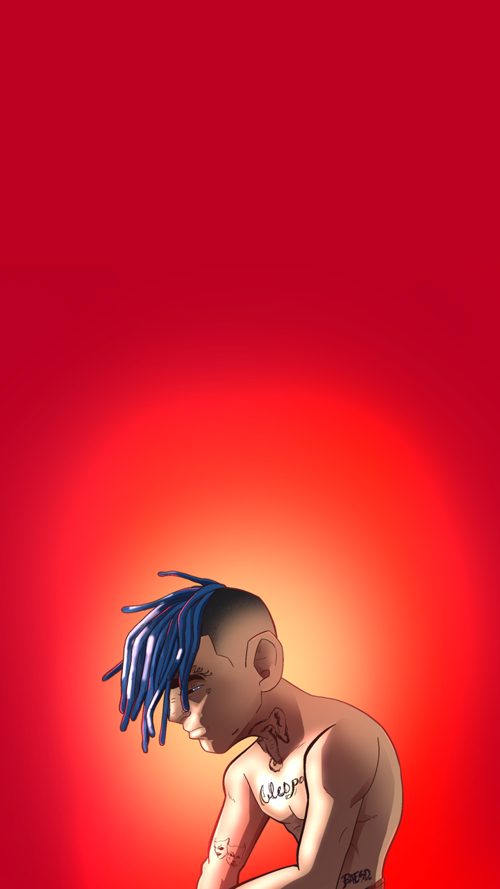 Xxxtentacion Wallpaper For Your Phone Dope Wallpapers