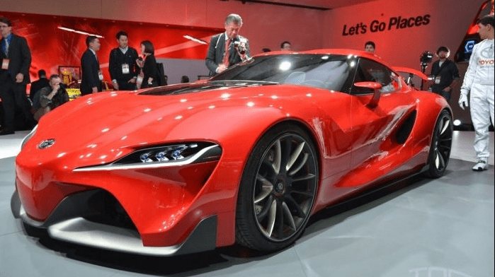 2020 Toyota Supra Gr Review Performance And Price Toyota Supra New Toyota Supra Classic Cars