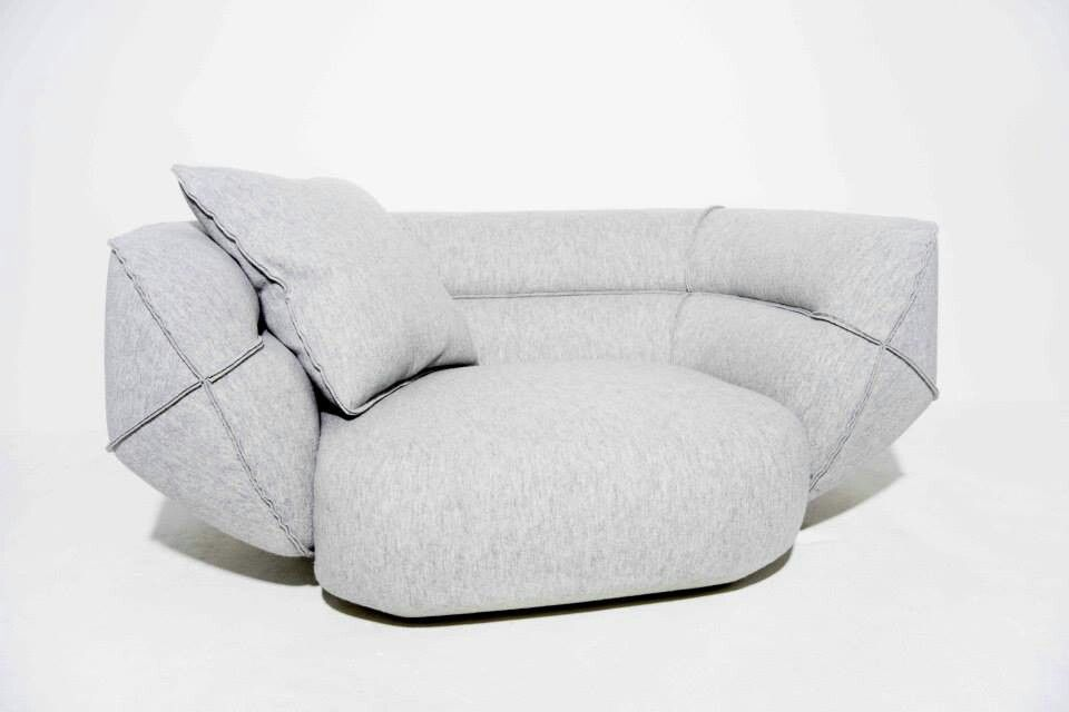 ACE lounge chair by Christophe Delcourt