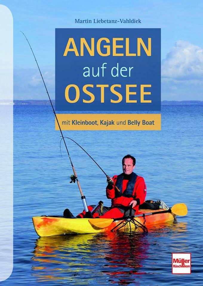 Jetzt offiziell erschienen: Angeln auf der Ostsee mit