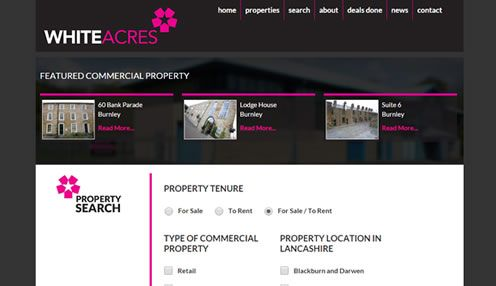 WHITEACRES COMMERCIAL PROPERTY