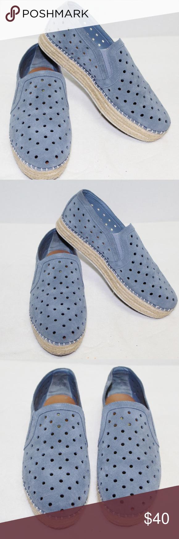 16043715860 Steve Madden widmer blue suede espadrille sneakers Steve Madden ...