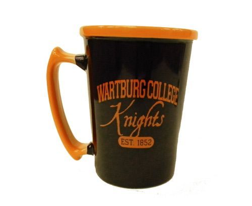 Great for a cup of morning joe at home or at the office! Check it out in our bookstore on campus or online at www.wartburgbookstore.com