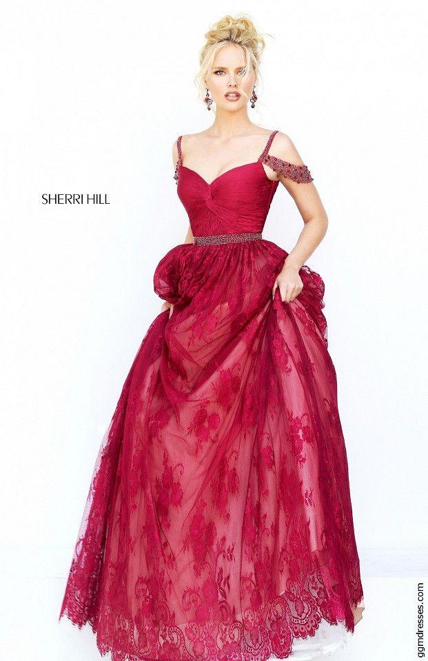 b99020344da Sherri Hill 50595 - GGM - Glamour Gowns and More