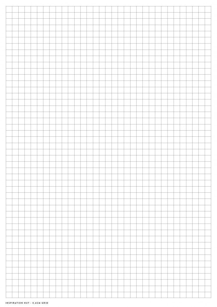custom graph paper template