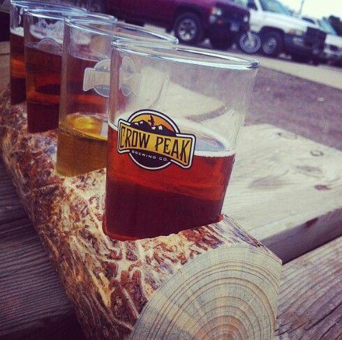 Great Beer Tasting Tray Wood Beer Tasting Tap Room Glass