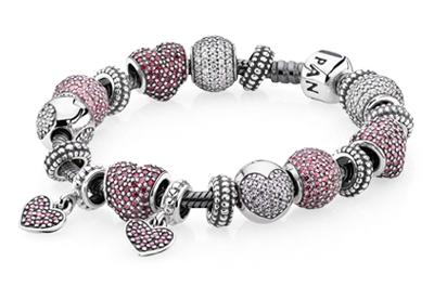 Pandora Bracelt Charms