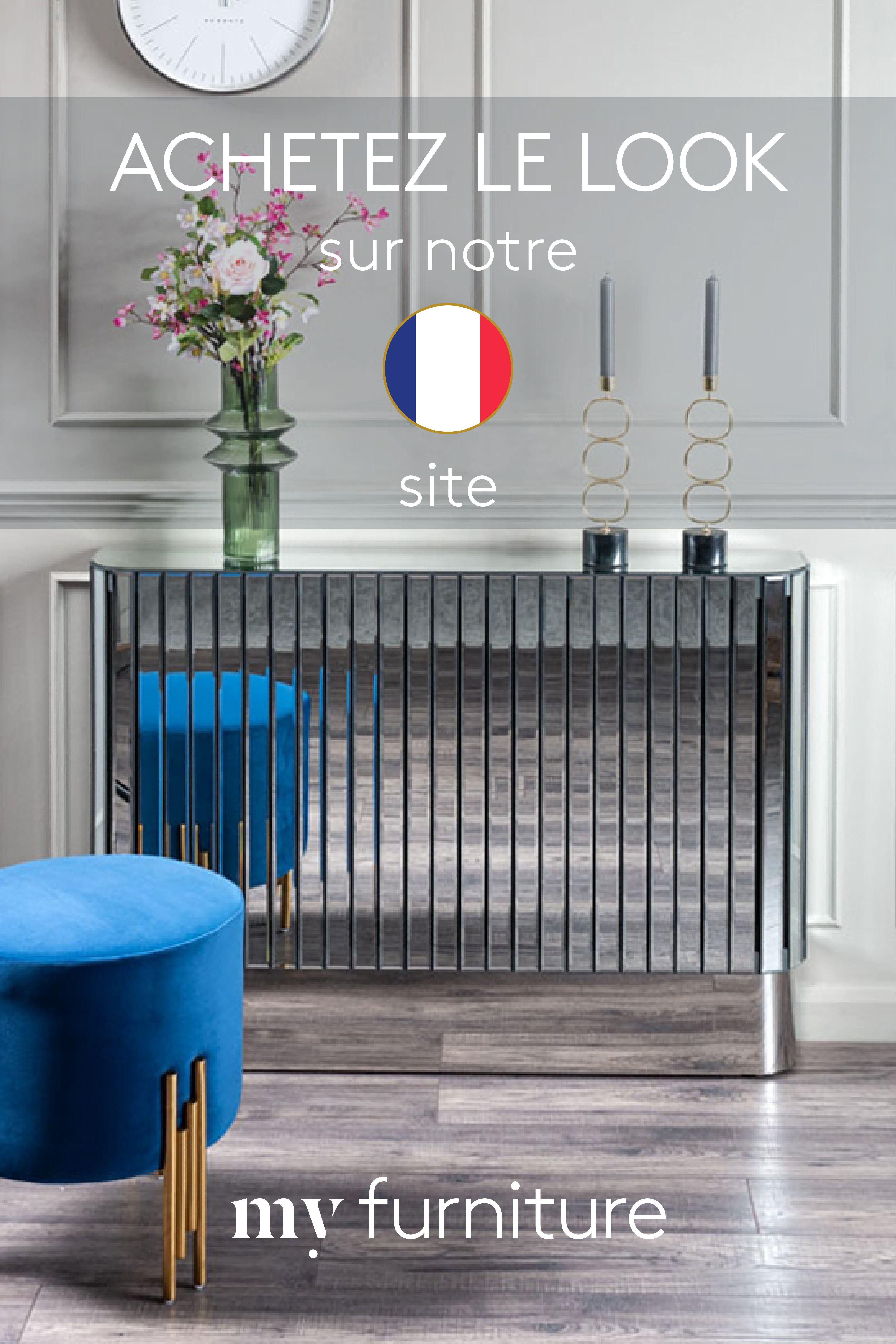 Achetez Le Look En 2020 Mobilier De Luxe Decoration Maison Deco Maison