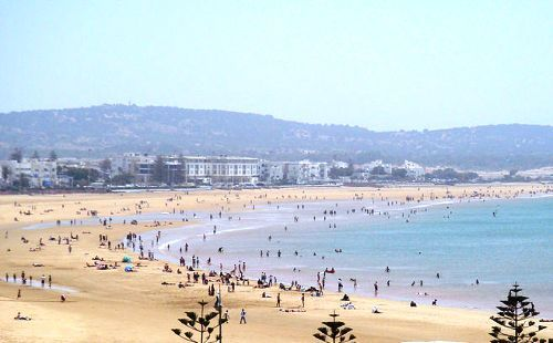 Moroccan Beaches On The Atlantic And Mediterranean Bohemian