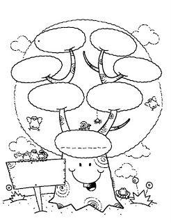 Aula Creativa Imagenes Para Ambientar El Aula Family Tree Lesson Arabic Kids Family Tree Worksheet