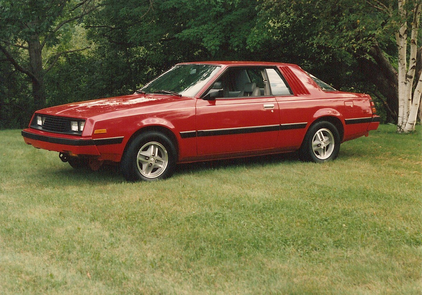 1983 Dodge Challenger Dodge Challenger Classic Cars My Ride