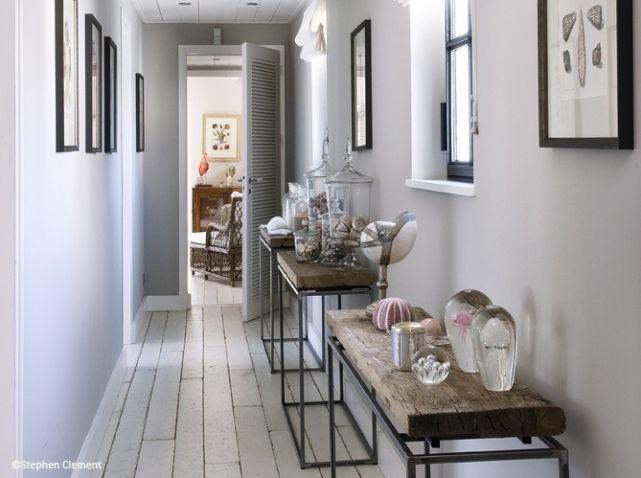 15 id es pour am nager son couloir d co pour l 39 int rieur pinterest couloir le couloir et. Black Bedroom Furniture Sets. Home Design Ideas